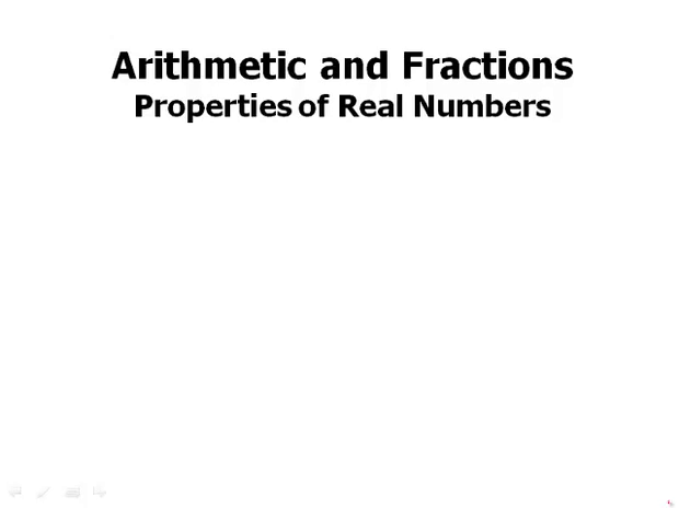 Properties of Real Numbers - Magoosh ACT